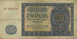 20 Deutsche Mark ALLEMAGNE DE L