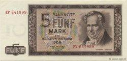 5 Mark ALLEMAGNE  1964 P.022a pr.NEUF