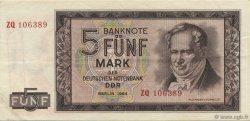 5 Mark ALLEMAGNE  1964 P.022r SUP