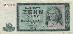 10 Mark ALLEMAGNE  1964 P.023a SUP