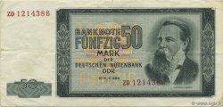 50 Mark ALLEMAGNE  1964 P.025r TTB