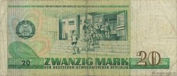 20 Mark ALLEMAGNE  1975 P.029a TB