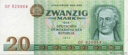 20 Mark ALLEMAGNE  1975 P.029a SUP+