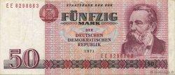 50 Mark ALLEMAGNE  1975 P.030b TTB