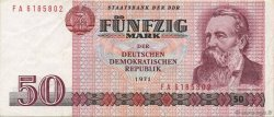 50 Mark ALLEMAGNE  1975 P.030b SUP+