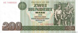 200 Mark ALLEMAGNE  1985 P.032 NEUF