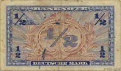 1/2 Deutsche Mark ALLEMAGNE FÉDÉRALE  1948 P.01a TB