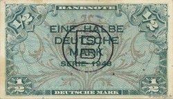 1/2 Deutsche Mark ALLEMAGNE FÉDÉRALE  1948 P.01b SUP