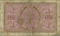 1 Deutsche Mark ALLEMAGNE FÉDÉRALE  1948 P.02a pr.TB