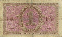 1 Deutsche Mark ALLEMAGNE FÉDÉRALE  1948 P.02a B à TB