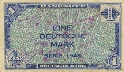 1 Mark ALLEMAGNE  1948 P.002a TTB