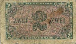 2 Deutsche Mark ALLEMAGNE FÉDÉRALE  1948 P.03a B