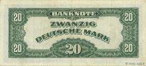 20 Mark ALLEMAGNE  1948 P.006a pr.SUP