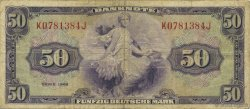 50 Mark ALLEMAGNE  1948 P.007a TB+