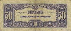 50 Deutsche Mark ALLEMAGNE FÉDÉRALE  1948 P.07a TB+