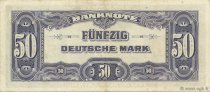 50 Mark ALLEMAGNE  1948 P.007a SUP