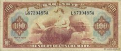 100 Mark ALLEMAGNE  1948 P.008a B+