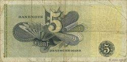 5 Deutsche Mark ALLEMAGNE  1948 P.013i TB+