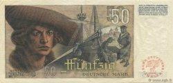 50 Deutsche Mark ALLEMAGNE FÉDÉRALE  1948 P.14a SUP