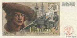 50 Deutsche Mark ALLEMAGNE FÉDÉRALE  1948 P.14a SPL+