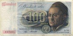 100 Deutsche Mark ALLEMAGNE  1948 P.015a TB