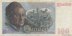 100 Deutsche Mark ALLEMAGNE  1948 P.015a TTB+