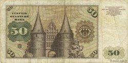 50 Deutsche Mark ALLEMAGNE  1960 P.021a TB+