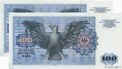 100 Deutsche Mark ALLEMAGNE  1960 P.022a SPL+