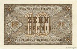 10 Pfennig ALLEMAGNE  1967 P.026 NEUF