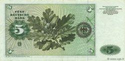 5 Deutsche Mark ALLEMAGNE  1980 P.030b SUP