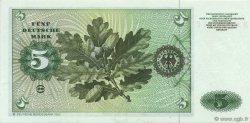 5 Deutsche Mark ALLEMAGNE  1980 P.030b NEUF