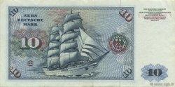 10 Deutsche Mark ALLEMAGNE  1970 P.031a TTB+