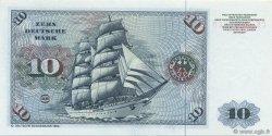 10 Deutsche Mark ALLEMAGNE  1980 P.031d NEUF