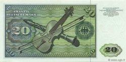 20 Deutsche Mark ALLEMAGNE FÉDÉRALE  1977 P.32b NEUF