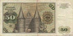 50 Deutsche Mark ALLEMAGNE  1970 P.033a TTB