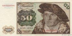 50 Deutsche Mark ALLEMAGNE FÉDÉRALE  1970 P.33a SPL+