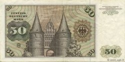 50 Deutsche Mark ALLEMAGNE FÉDÉRALE  1977 P.33b pr.SUP