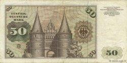 50 Deutsche Mark ALLEMAGNE  1980 P.033c pr.TTB
