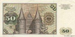 50 Deutsche Mark ALLEMAGNE FÉDÉRALE  1980 P.33d pr.NEUF