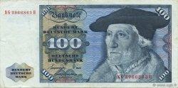 100 Deutsche Mark ALLEMAGNE  1977 P.034b pr.SUP