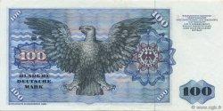 100 Deutsche Mark ALLEMAGNE  1980 P.034d pr.SPL