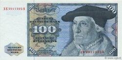 100 Deutsche Mark ALLEMAGNE  1980 P.034d SPL