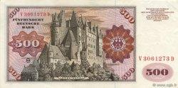 500 Deutsche Mark ALLEMAGNE  1970 P.035a SUP+