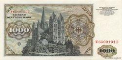 1000 Deutsche Mark ALLEMAGNE  1977 P.036a pr.NEUF