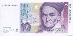 10 Deutsche Mark ALLEMAGNE FÉDÉRALE  1993 P.38c NEUF
