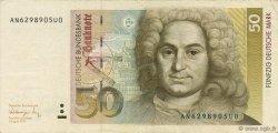 50 Deutsche Mark ALLEMAGNE  1991 P.040b TTB