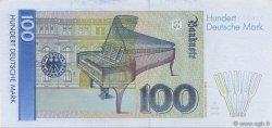 100 Deutsche Mark ALLEMAGNE FÉDÉRALE  1993 P.41c NEUF