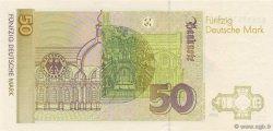 50 Deutsche Mark ALLEMAGNE FÉDÉRALE  1996 P.45 NEUF