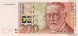 200 Deutsche Mark ALLEMAGNE FÉDÉRALE  1996 P.47 NEUF