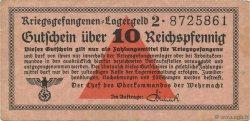10 Reichspfennig ALLEMAGNE  1939 R.516 SUP